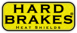 Hard Brakes - Performance Brake Heat Shields